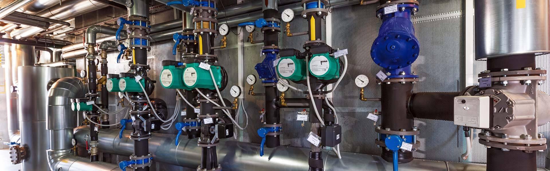 Kazánházak kiépítése - Heating Service 2000 Kft - Vécses